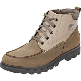 Sorel Portzman Moc Toe Chaussures Homme, major/concrete